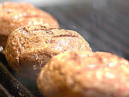ほわほわハンバーグ
